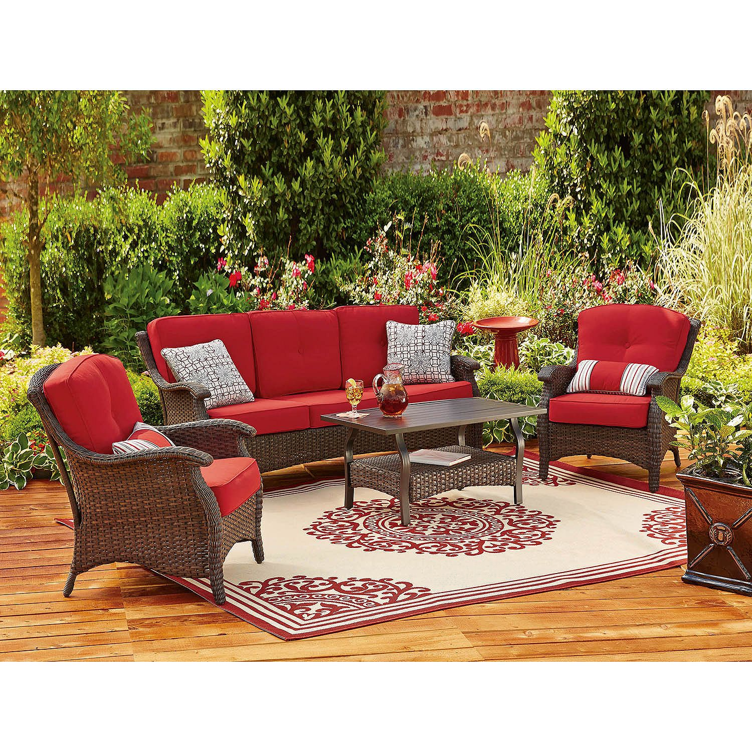 Member s Mark Santa Barbara Deep Seating Set